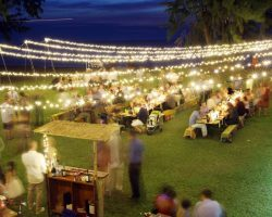 Fairy Lights Darwin Surf Life Saving Club