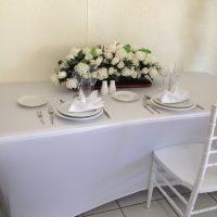 Flower Spray Table