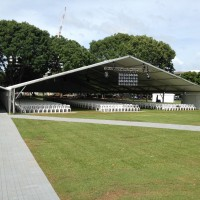 25m x 40m & 4m x 50m Pavilions and Pro Floor- Bombing of Darwin