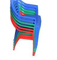 Childrens Chair Assorted Colours