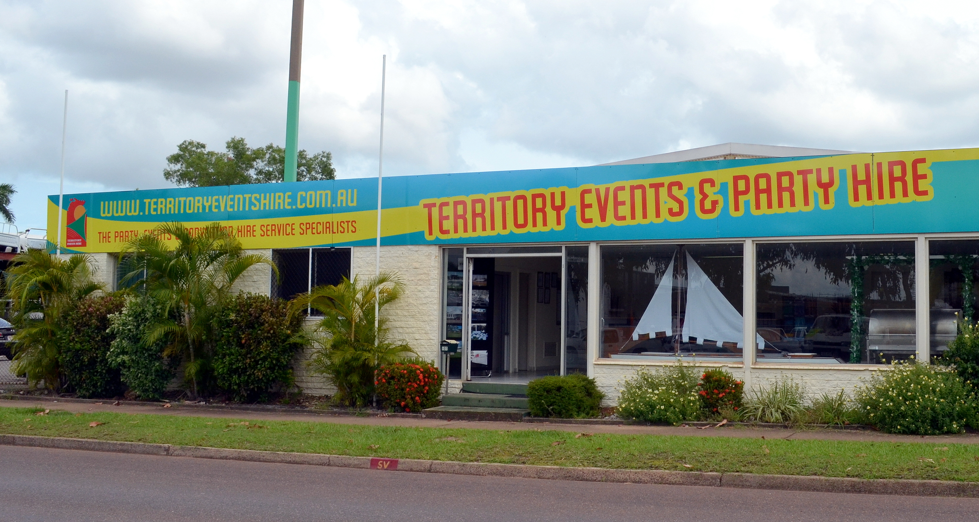 territory events and party hire