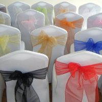 coloured sashes