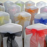 coloured sashes