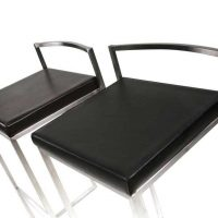 square stools