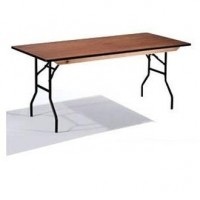 8' Trestle Table
