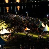 night festival darwin waterfront