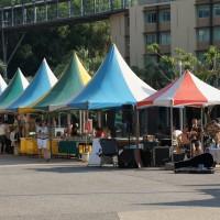 outdoor pop up stalls