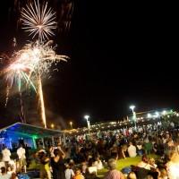 fireworks in darwin